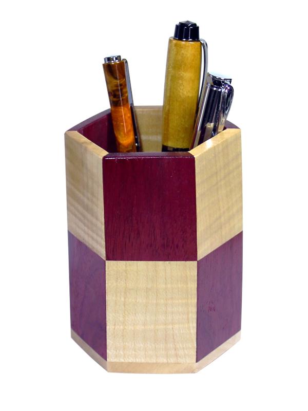 Pot à crayon ligne Hexagone n°3