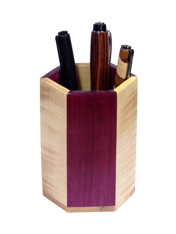 Pot à crayon ligne Hexagone n°1