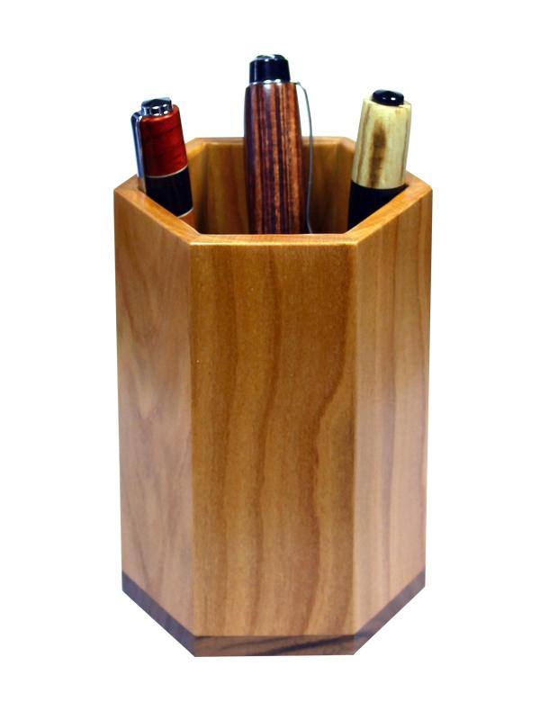 Pot à crayon ligne Hexagone n°2