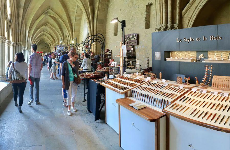 Salons - le stylo et le bois - Création de stylo en bois original 044912dcbdd